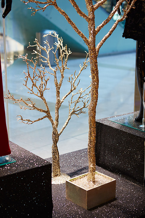 Phase Eight Glitter trees - Image 8