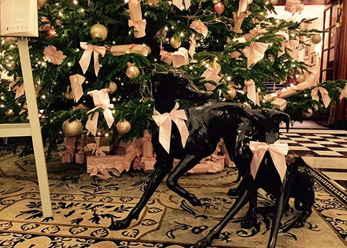 Boodles Christmas at The Savoy - Small Image 1