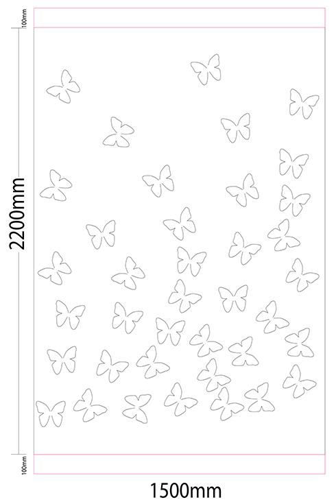 Calvin Klein Underwear Butterflies - Image 5