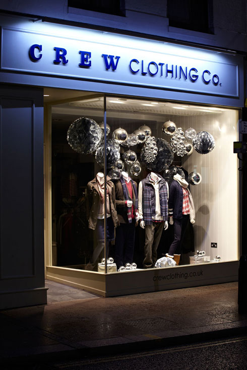 Crew Clothing Co Silver - Image 1