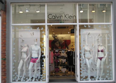 Calvin Klein Underwear Butterflies - Small Image 1