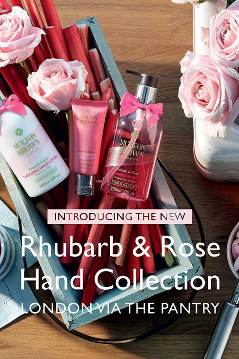Molton Brown Rhubarb & Rose - Image 2