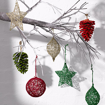 CHRISTMAS THEMES - RUSTIC