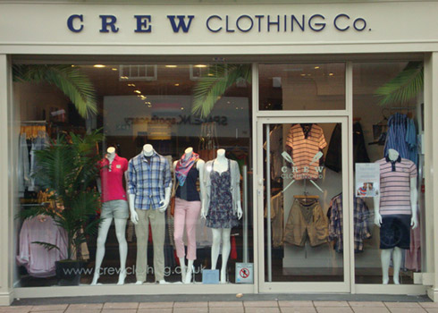 Crew Clothing Spring Summer - Small Image 1