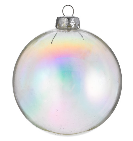 BAUBLE CLEAR - PEARL Clear Pearl
