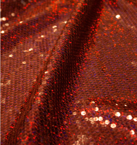 GLAMOUR - RED HOLOGRAPHIC Red Holographic