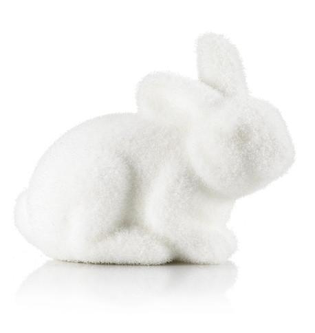 RABBIT - SITTING White