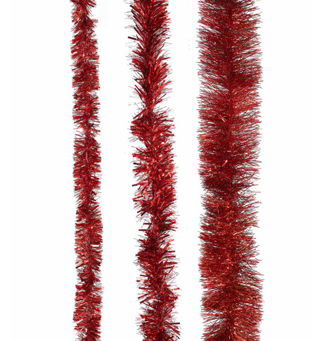 TINSEL RED Red