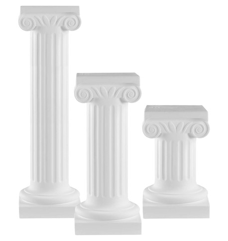 CLASSIC COLUMNS White