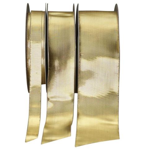 LIQUID METAL RIBBON - GOLD Gold