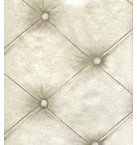 CHESTERFIELD PVC White