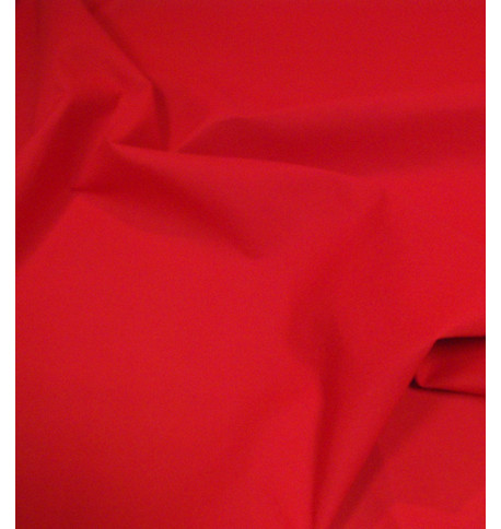 COTTON - RED Red