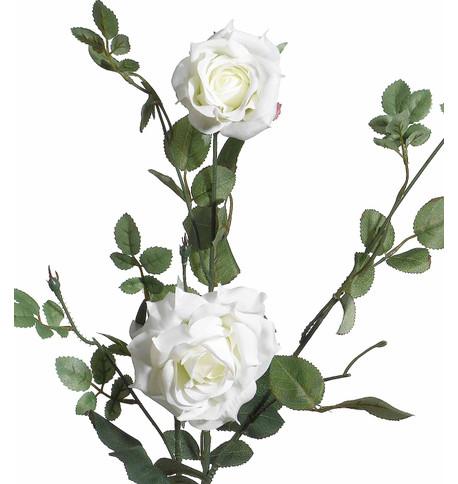 ROSE SPRAYS - WHITE White