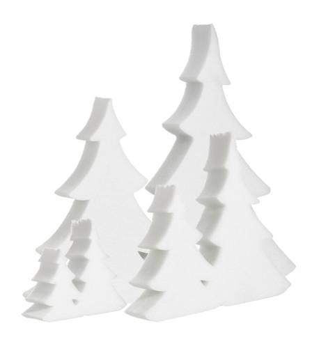 DOUBLE FIR TREE White