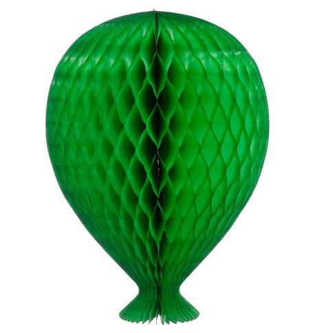 PAPER BALLOONS - GREEN Green