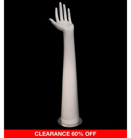 GIANT LEFT HAND - WHITE White