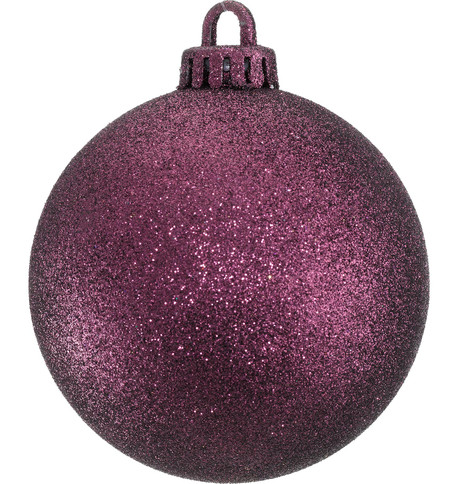GLITTER BAUBLES - MULBERRY Mulberry