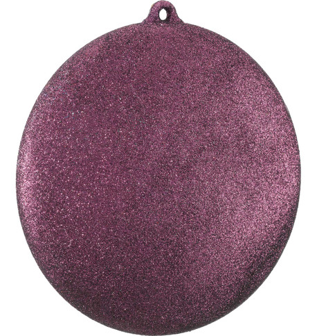 GLITTER DISCS - MULBERRY Mulberry