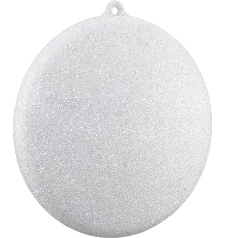 GLITTER DISCS - SPARKLING WHITE Sparkling White