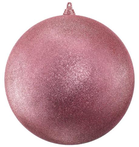 300mm GLITTER BAUBLES - BLUSH PINK Blush Pink