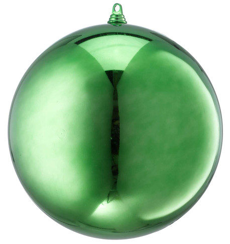 300mm SHINY BAUBLES - GREEN Green