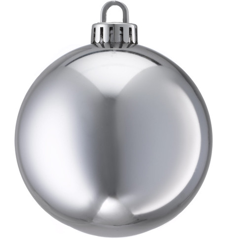 SHINY BAUBLES - SILVER Silver