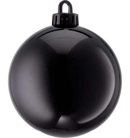 SHINY BAUBLES - BLACK Black
