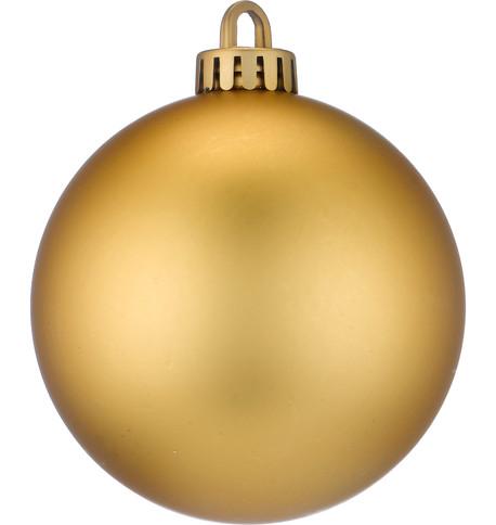 MATT BAUBLES - GOLD Gold