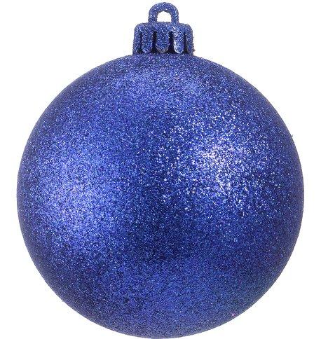 GLITTER BAUBLES - BLUE Blue