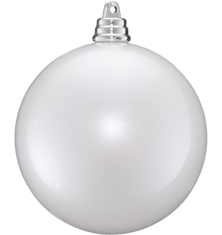 PEARL WHITE BAUBLES Pearl White