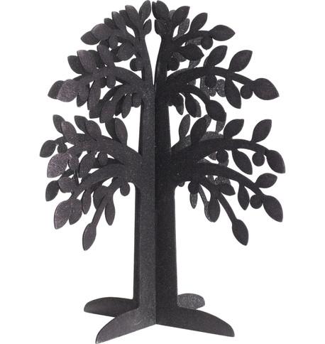 SPARKLE TREE - BLACK - LARGE Black