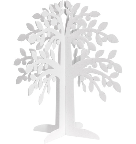 SPARKLE TREE - WHITE - LARGE White