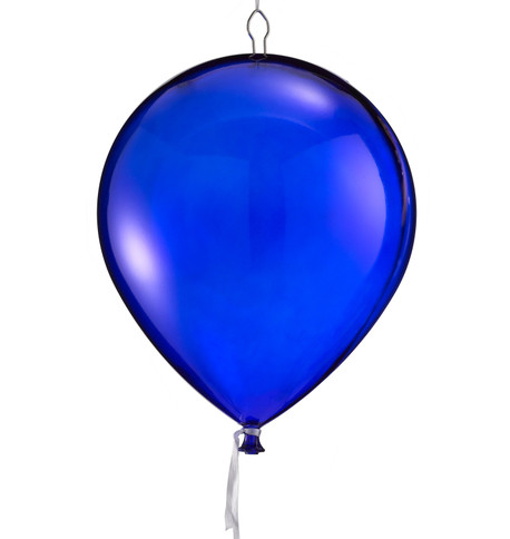 BALLOONS - CLEAR BLUE Clear Blue