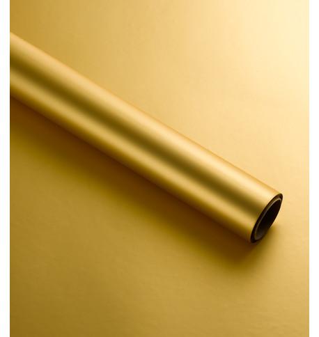 MATT FOIL WRAP - GOLD Gold