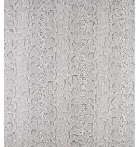 SNAKE PVC - WHITE White