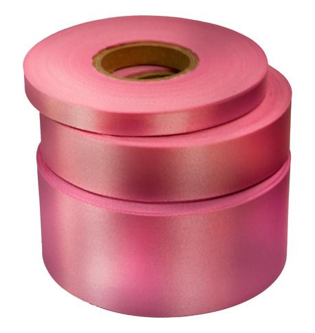 CYCLAMEN Satin Acetate Ribbon Cyclamen