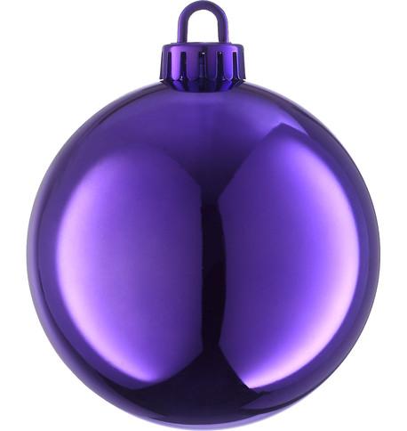 SHINY BAUBLES - ROYAL PURPLE Royal Purple