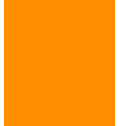 PVC - TANGERINE Tangerine