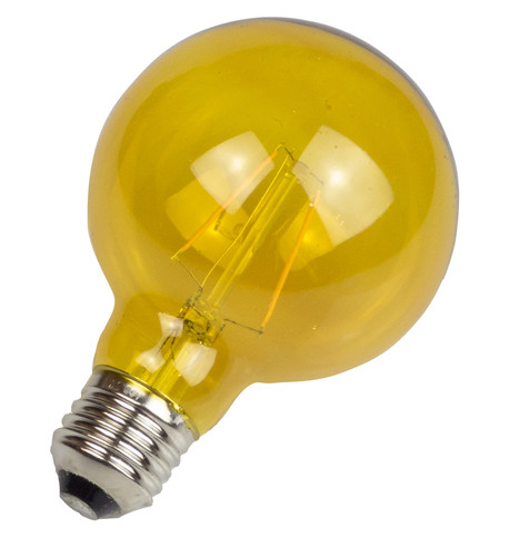 Giant festoon lights - Yellow Spare Lamps Yellow