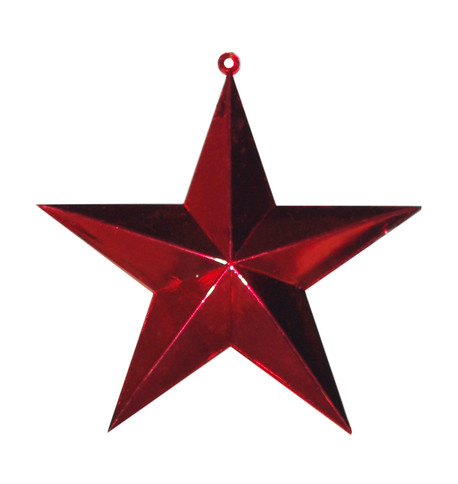 SHINY STAR - RED Red
