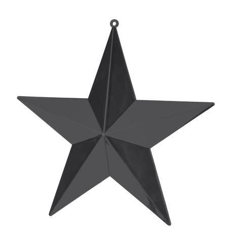 SHINY STARS - BLACK Black