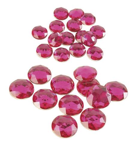 ROUND PINK TOPAZ Pink Topaz