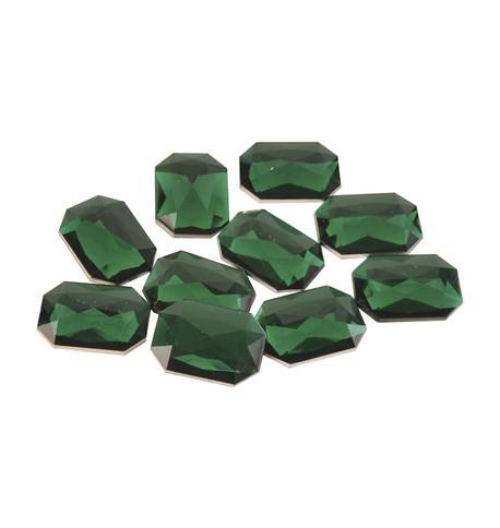 RECTANGULAR EMERALDS Emerald
