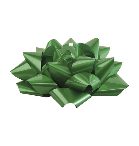 GIANT PARCEL BOW - GREEN Green