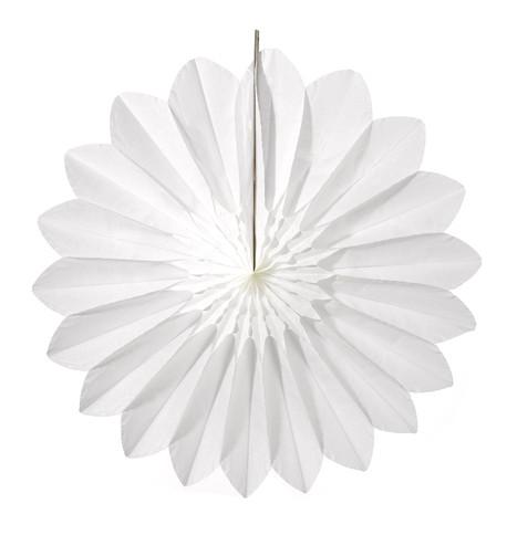 DAISY FAN - WHITE White