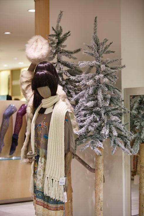 Fenwick Snowy tree tops - Image 3