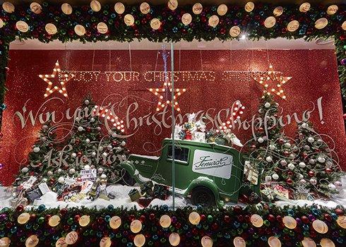 Fenwick Enjoy Your Christmas Shopping - Small Image 1