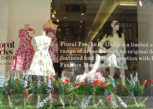 Oasis Floral Frocks - Small Image 2
