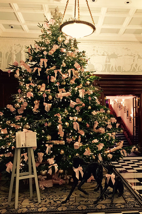 Boodles Christmas at The Savoy - Image 1