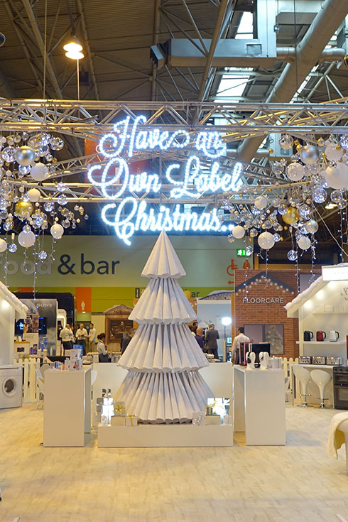 Dixons Carphone Christmas Conference - Image 1